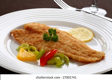 Fish dish