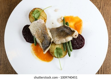 fish, dish, food