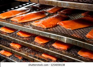 fish factory process