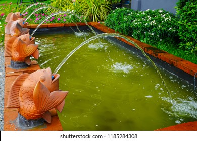 Fish Fountain High Res Stock Images | Shutterstock