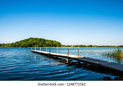 Fish lake Waterville MN