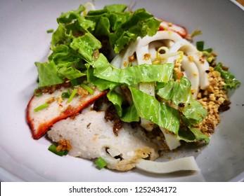 Fish line noodle