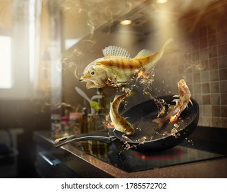 """"""" Fish"""" is a low fat high quality protein it is filled with omega 3 fatty acids and vitamins such as D and B2 rich in calcium and phosphorus and a great source of minerals"""