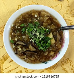 Fish Maw Soup (Thai Food) For Chinese Table Celebrate