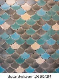 Fish scale   color
