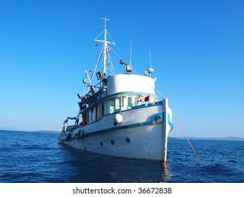 fish ship