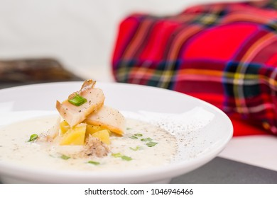 Fish soup Cullen skink