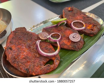 fish Tikka India food tasty