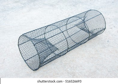 fish trap isolated