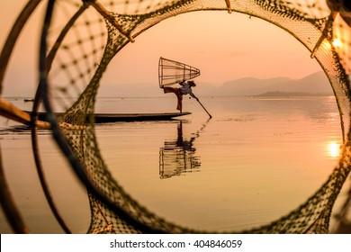 Fisher Inle Lake