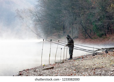 Fisherman,  Firiza lake