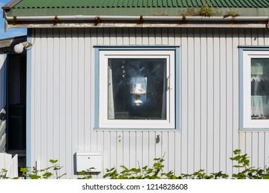 Fisherman house in Torshavn