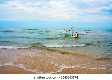 Fisherman will go to working with small boat