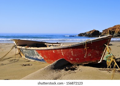 Fisherman's Boat, Baja California