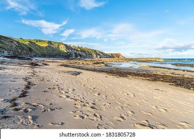 Fisherman's Haven bay, Berwick-Upon-Tweed, Northumberland