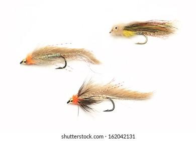 Fishing, artificial bait, streamer