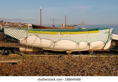 Fishing boat hull