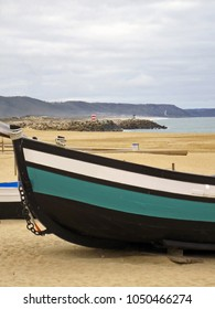 Fishing boats of Nazare
