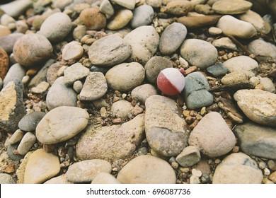 Fishing Bobber washed ashore