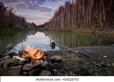 Fishing for carp