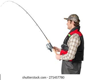 Fishing, Fisherman, Fishing Rod.