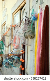 Fishing gear for sale. Portugal.
