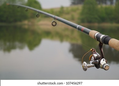 fishing and lake