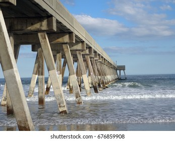 Fishing Pier on Wrightsville Beach (just outside of Wilmington, North Carolina)