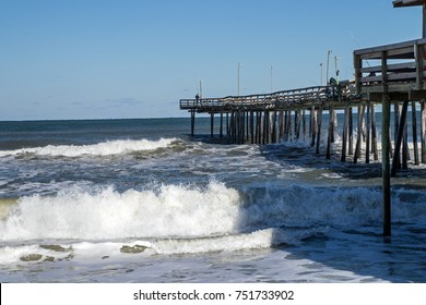 Fishing Piers in the Outer Banks of North Carolina