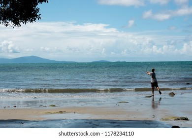 Fishing at Port Douglas