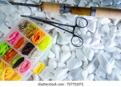 Fishing tackle - fishing spinning