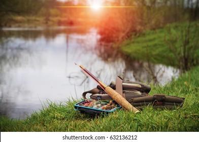 Fishing Tenkara