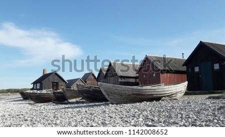 fishing-village-on-gotland-island-450w-1