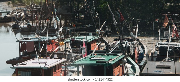 fishman's boat on off duty