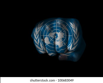 Fist of the United Nations