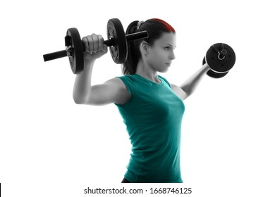 Women Fitness Silhouette Images Stock Photos Vectors Shutterstock Depend silhouette active fit incontinence underwear for women feature a thin design for complete comfort. https www shutterstock com image photo fit attractive young woman working out 1668746125