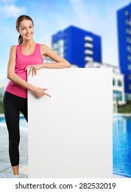 Ladies Gym Posters Images Stock Photos Vectors Shutterstock Look hot on your date dressed in a little black dress, or opt for red dresses for a sassy vibe. shutterstock