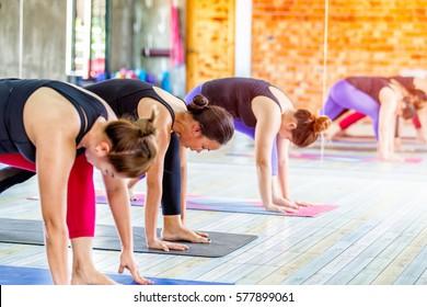 Do asians do yoga