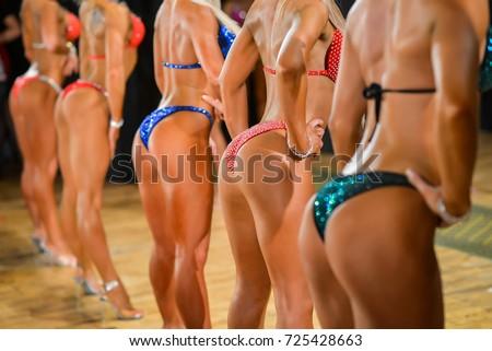 Bikini contributor competition