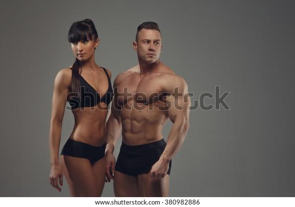 Fille bodybuilder datant