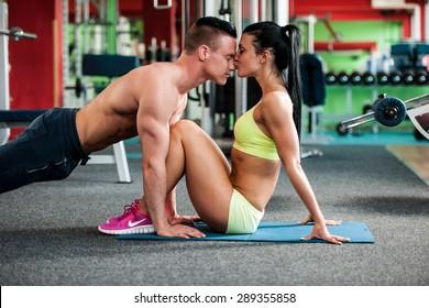 Fitness bodybuilding dating