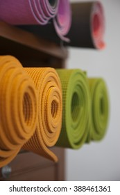 Fitness mats