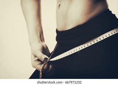 fitness woman body