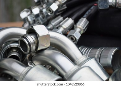 Hydraulic Hose Images, Stock Photos & Vectors   Shutterstock