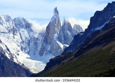 Fitz Roy Massiv mountain range