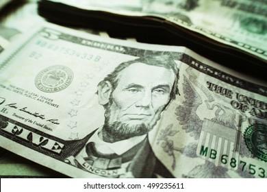 Five Dollar Bill