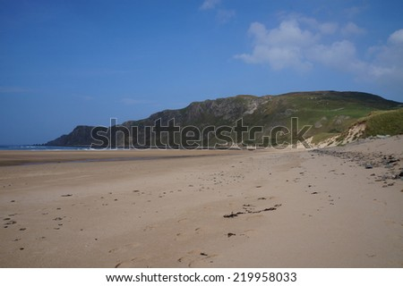 Five finger strand beach