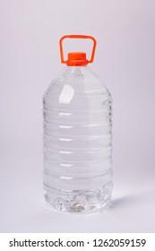 Five liter water bottle
