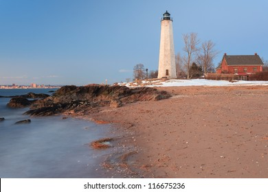 Five Mile Point Lighthouse - New Haven
