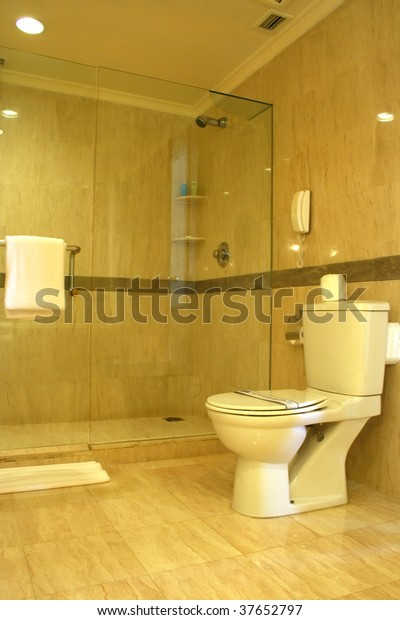 Five Star Hotel Bath Room Stock Photo Edit Now 37652797
